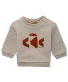 Noppies Baby - Sweater Ruvo - Brown Melange