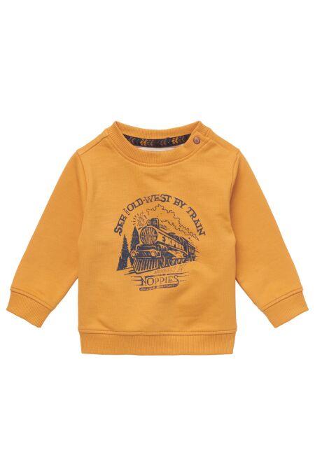 Noppies Baby - Sweater Rishiri - Sunflower