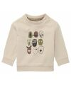Noppies Baby - Sweater Rimatara - Gray Morn