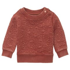 Noppies Baby - Sweater Sandpoint - Henna