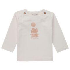 Noppies Baby - T-shirt Ribera - White sand