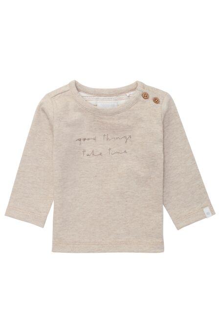 Noppies Baby - T-shirt Reno - Sand Melange