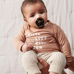 Noppies Baby - Sweater Roccaraso - Café eu lait
