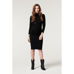 Supermom - Kleid Sweat - Black