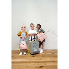 Lässig -  Kinderkoffer - Trolley, Adventure Bus