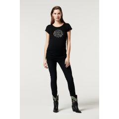 Supermom - Umstands Shirt - Black