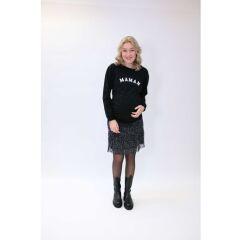 Love2Wait - Still-Sweater - black