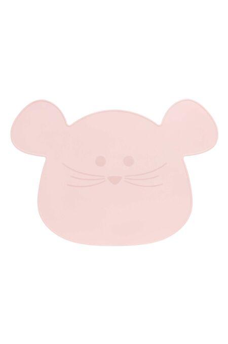 Lässig - Kinder Tischset - Placemat, Little Chums Mouse rose