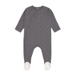 Lässig - Schlafanzug mit Füßen GOTS -...