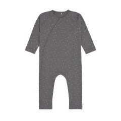 Lässig - Schlafanzug GOTS - Spots anthracite