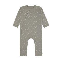 Lässig - Schlafanzug GOTS - Speckles olive