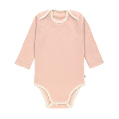 Lässig - Baby Body (2er Set)  GOTS - pink/olive