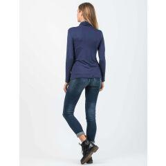 Attesa - Super-Stretch Jeans - dark blue
