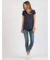 Attesa - Super-Stretch Jeans - medium wash