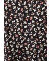 Attesa - Long Sleeve Stilloberteil mit Volant - floral print