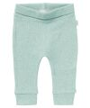 Noppies - U Pants comfort rib naura - grey mint melange