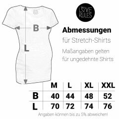 Umstandsmode Langarm-Shirt - Babyfüßchen -...