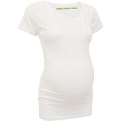 Klapperstorch Basic T-Shirt - weiss