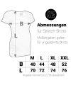 Klapperstorch Basic T-Shirt - grau meliert