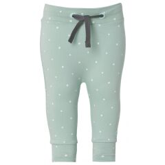 Noppies Babyhose - jersey comfort - Bo - grey-mint