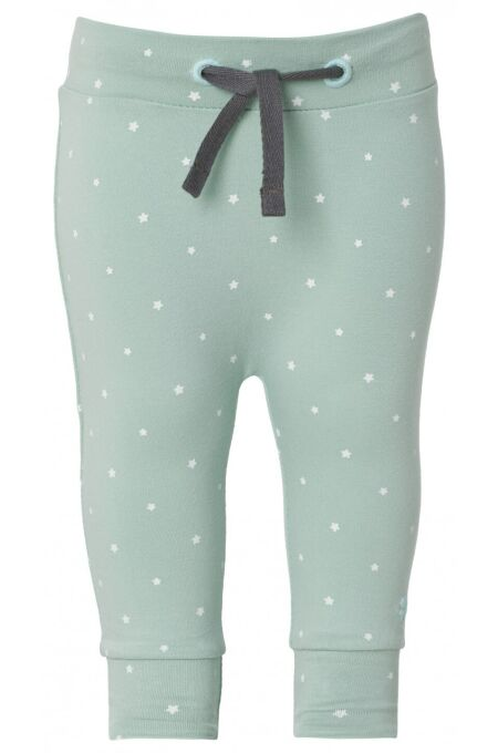 Noppies Babyhose - jersey comfort - Bo - grey-mint 62