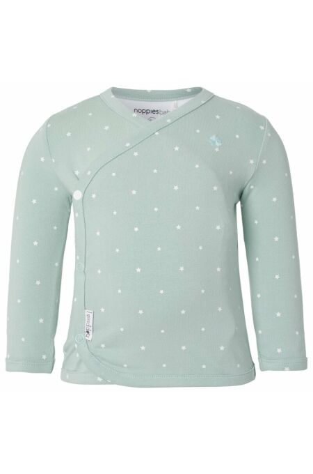 Noppies Baby - Langarm-Shirt - Anne - grey mint