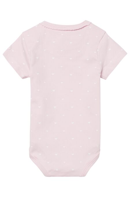 Noppies Babykleidung - Body Ibiza - light rose 44