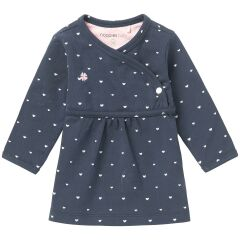 Noppies Babymode - Kleidchen Nevada - navy 62