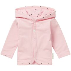 Noppies Babymode Cardigan Novi - light rose 74