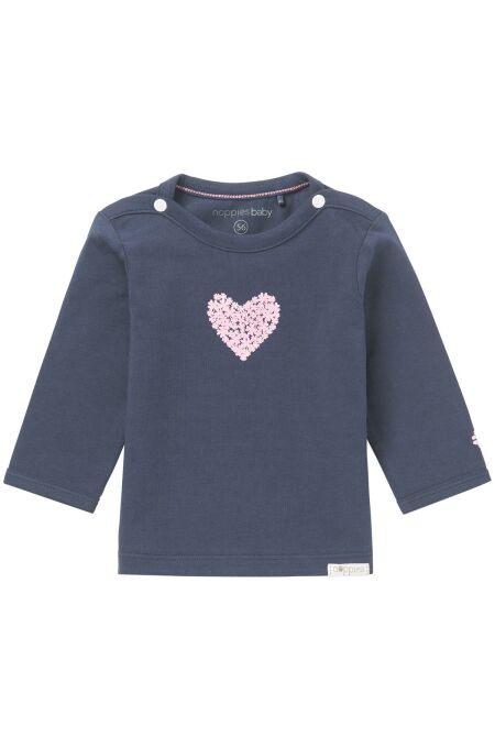 Noppies Babymode T-Shirt Natick - navy