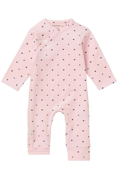Noppies Baby - Strampler- Playsuit Nemi - light rose