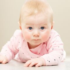 Noppies Baby - Strampler- Playsuit Nemi - light rose 50