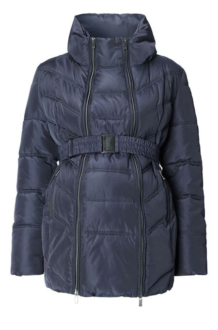 Noppies Umstandsmode WinterjackeLise 2-way - dark blue M