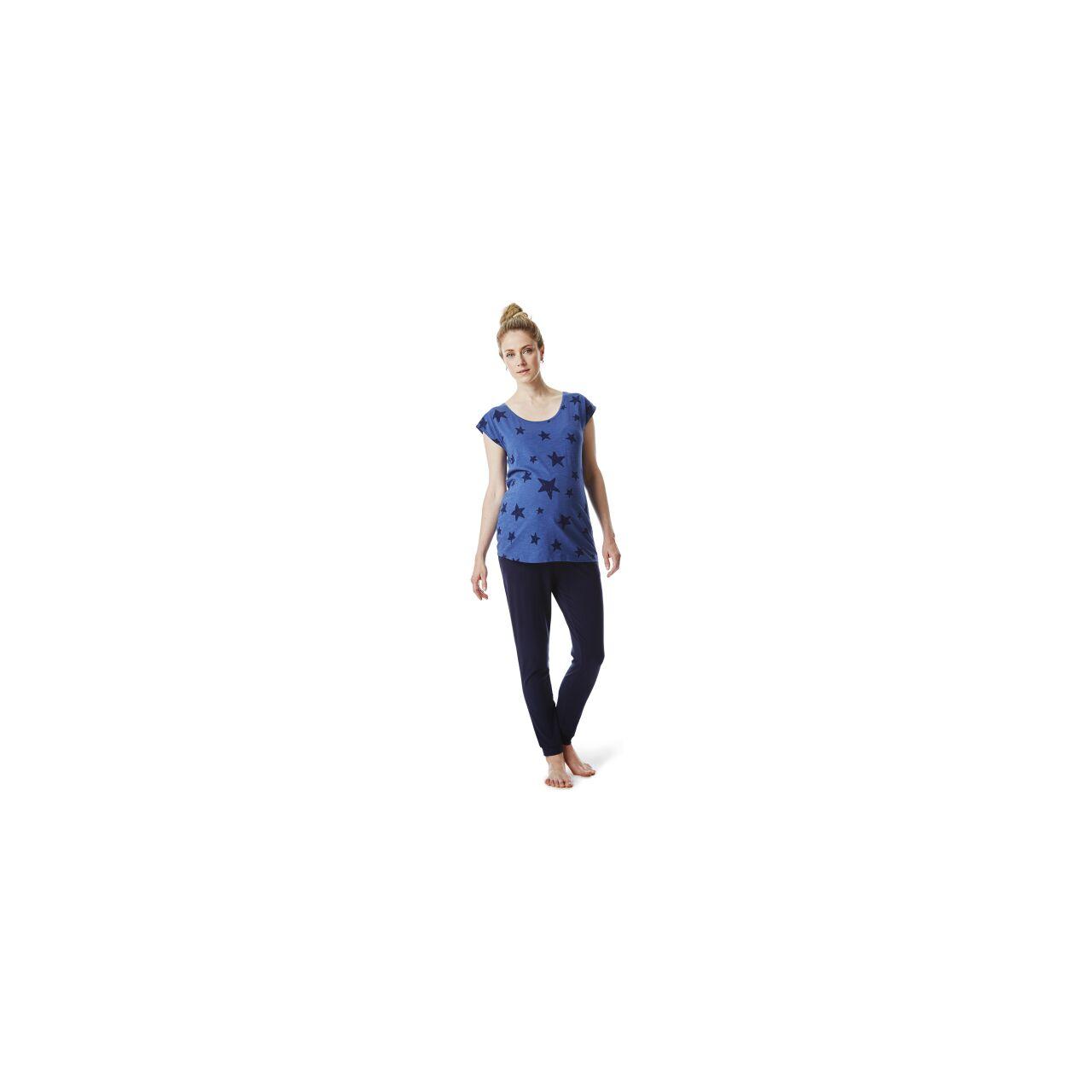 esprit maternity t shirt lang azure blue xl 29 99. Black Bedroom Furniture Sets. Home Design Ideas